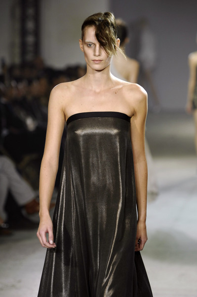 Haider Ackermann at Paris Spring 2008