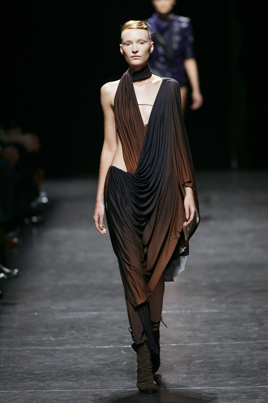 Haider Ackermann At Paris Fashion Week Spring 2009 Livingly