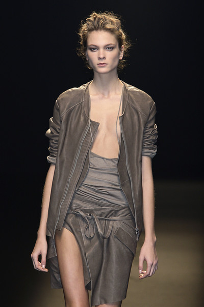 Haider Ackermann at Paris Spring 2010