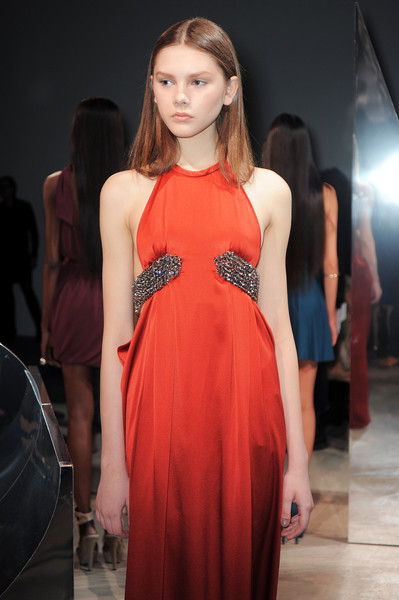 Halston at New York Fall 2010