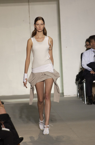 Helmut Lang at Paris Spring 2004