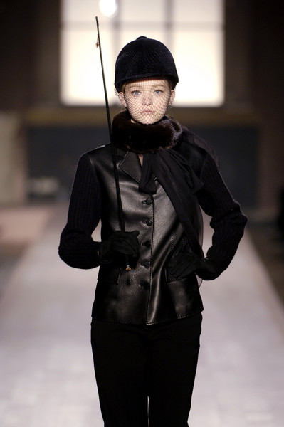 Hermès at Paris Fall 2006