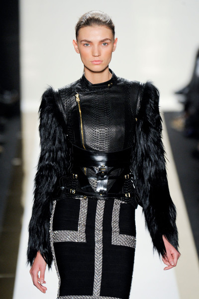 Hervé Léger by Max Azria at New York Fall 2012