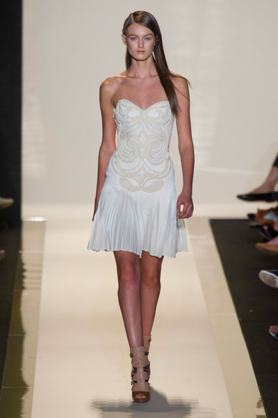 Hervé Léger by Max Azria at New York Spring 2013