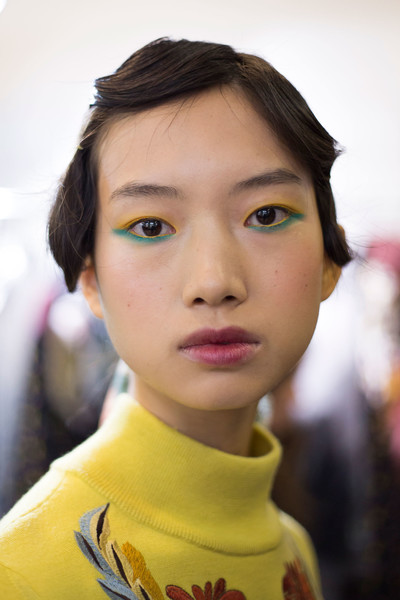 I M Isola Marras at Milan Fall 2016 (Backstage)