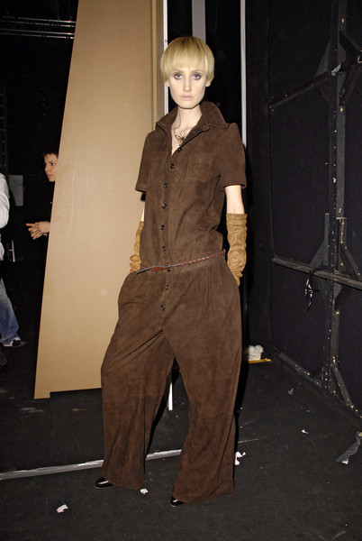 IT at Milan Fall 2008 (Backstage)