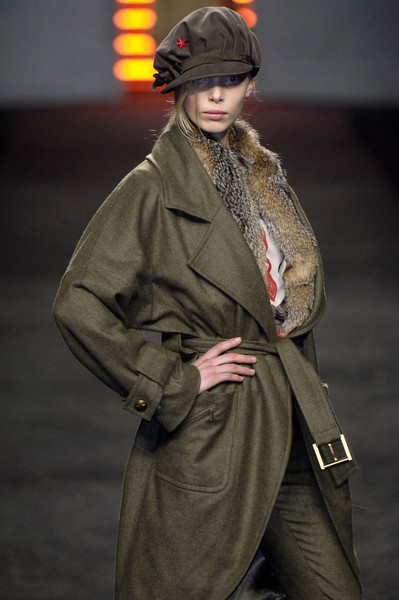 Iceberg at Milan Fall 2006