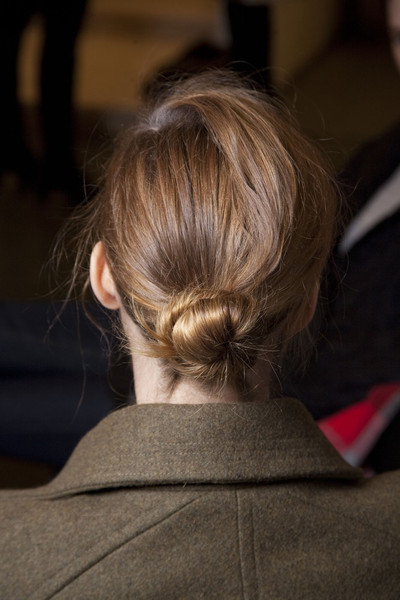 Iceberg at Milan Fall 2011 (Backstage)