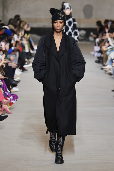 Iceberg at Milan Fall 2020