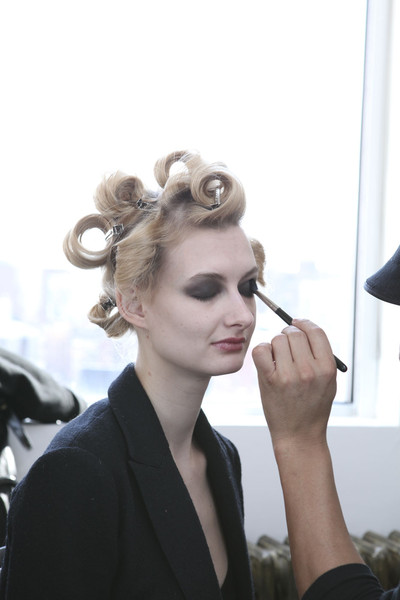 Imitation at New York Fall 2011 (Backstage)