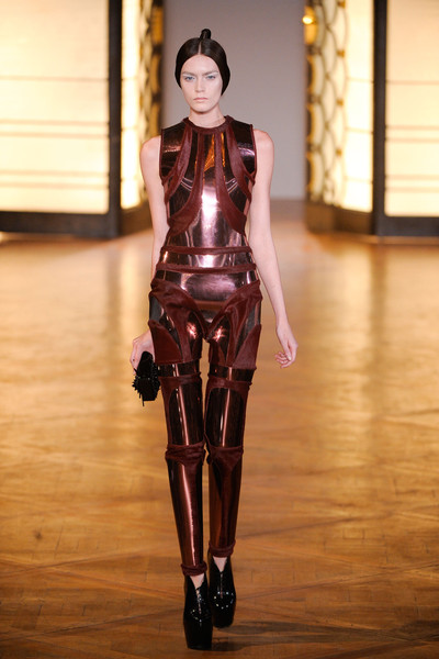 Iris Van Herpen at Couture Fall 2012