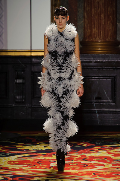 Iris Van Herpen at Couture Spring 2013