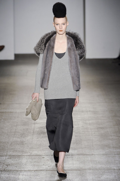 Isaac Mizrahi at New York Fall 2011