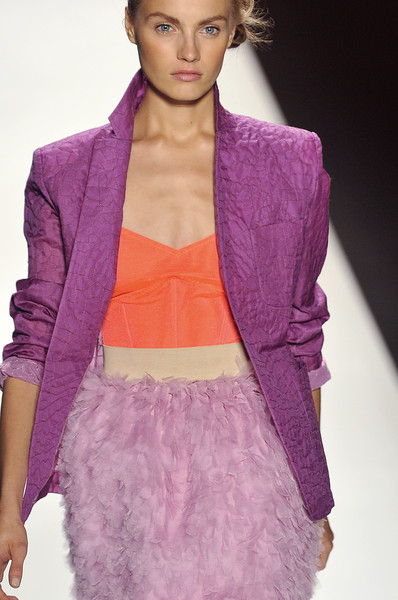 Isaac Mizrahi at New York Spring 2009 (Details)
