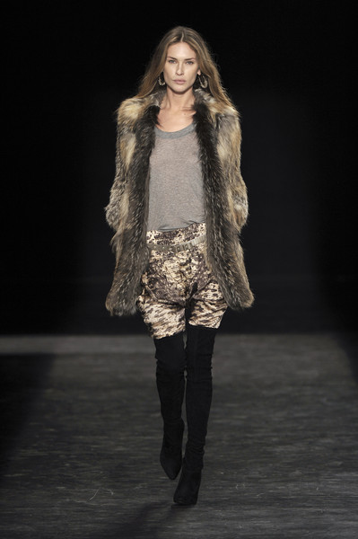 Isabel Marant at Paris Fall 2009