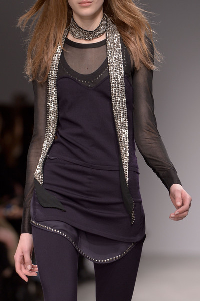Isabel Marant at Paris Fall 2013 (Details)