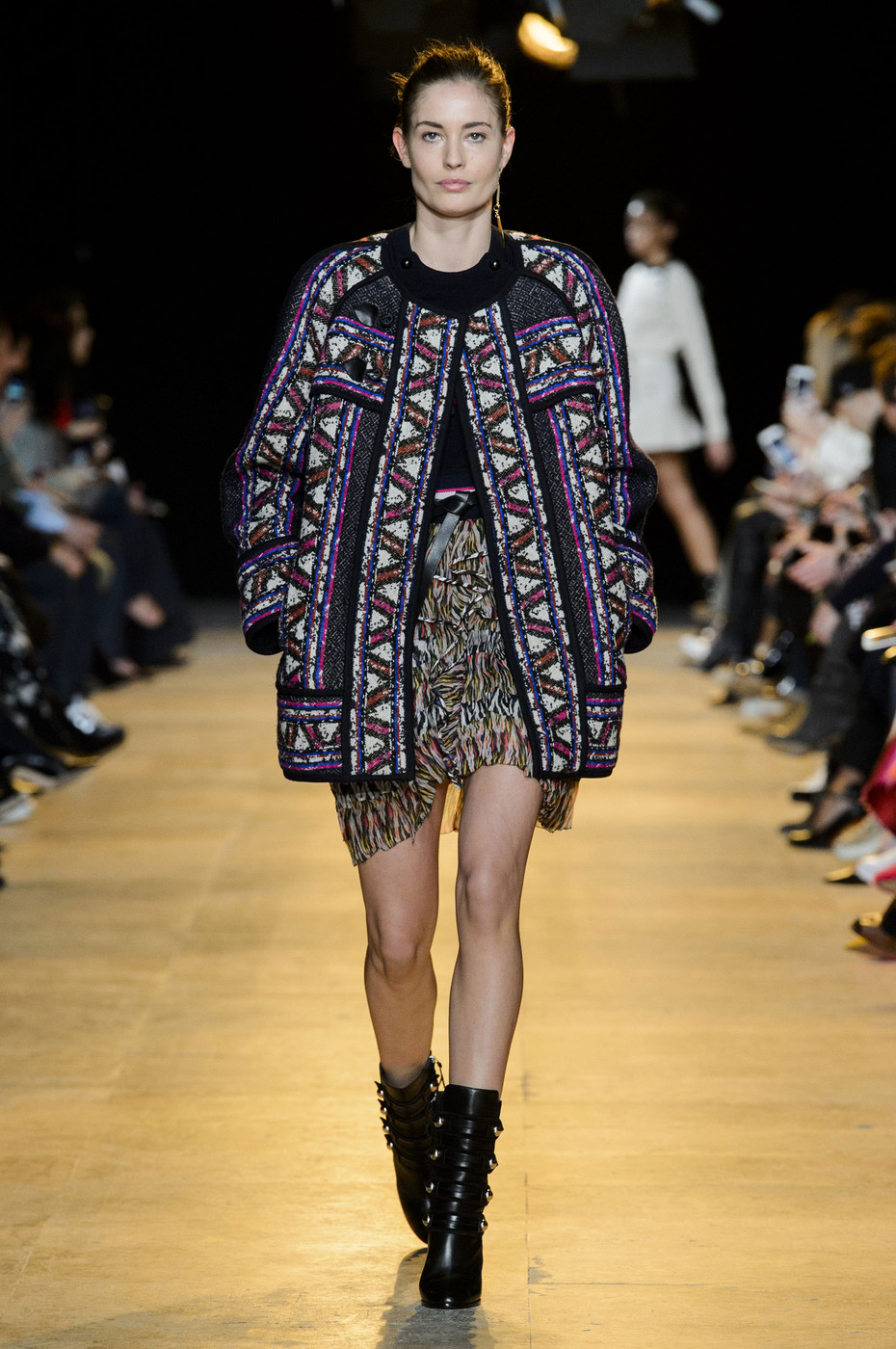 Isabel Marant At Paris Fashion Week Fall 2015 Livingly