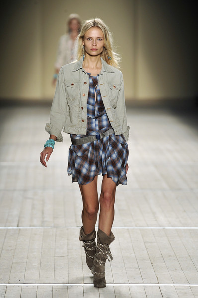 Isabel Marant at Paris Spring 2009