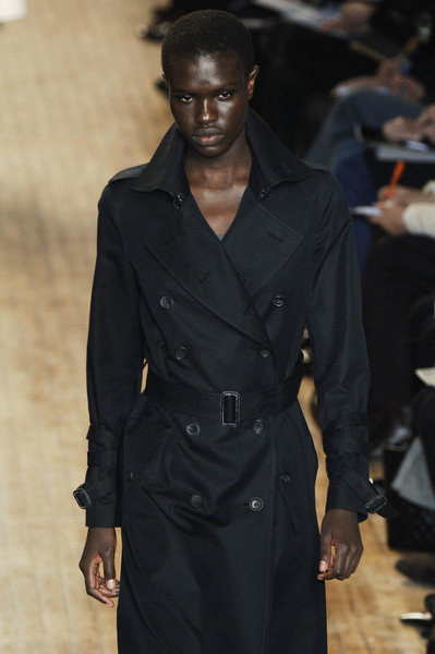 Issey Miyake at Paris Fall 2005 [fashion show,fashion,runway,fashion model,clothing,coat,trench coat,outerwear,overcoat,human,outerwear,socialite,issey miyake,fashion,trench coat,runway,model,coat,paris fashion week,fashion show,runway,fashion show,fashion,model,trench coat,socialite]