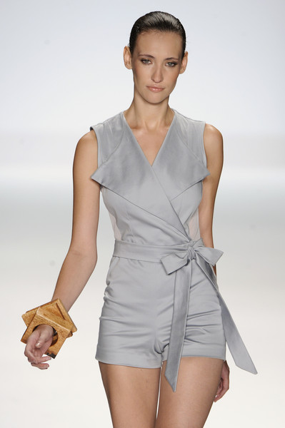 Ivy Higa at New York Spring 2011