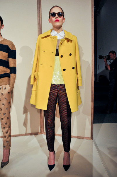 J.Crew at New York Fall 2012