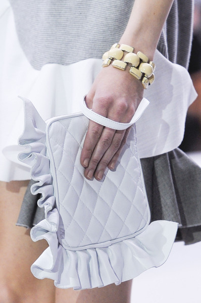 J.W. Anderson at London Spring 2013 (Details)