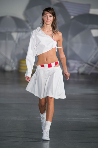 Jacquemus at Paris Spring 2015