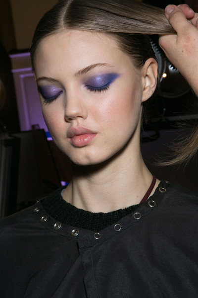 Jason Wu at New York Fall 2013 (Backstage)