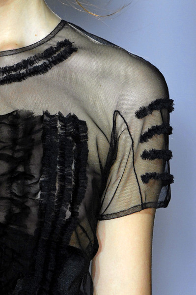 Jasper Conran at London Fall 2009 (Details)