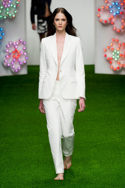 Jasper Conran at London Spring 2013