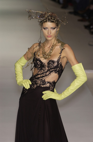 Jean Paul Gaultier at Couture Spring 2003