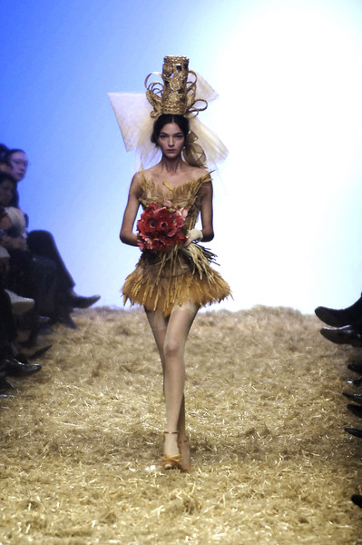 Jean Paul Gaultier at Paris Spring 2006