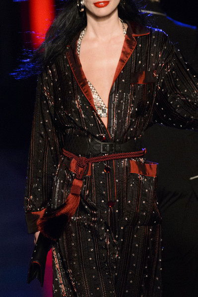 Jean Paul Gaultier at Couture Spring 2016 (Details)