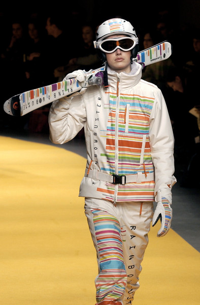 Jean-Charles de Castelbajac at Paris Fall 2004