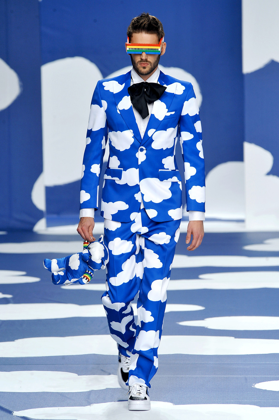 Jean charles de castelbajac at paris fashion week spring 2009 livingly - Jean charles de castelbajac ...
