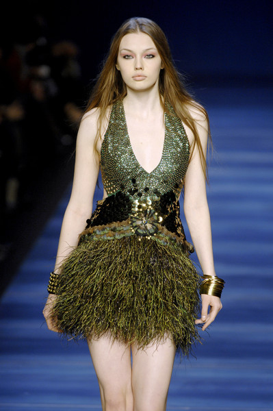 Jenny Packham at Milan Fall 2007