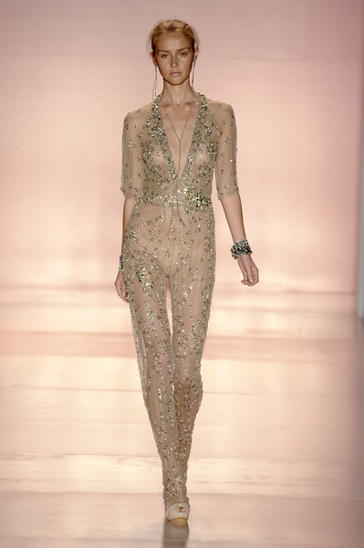 Jenny Packham at New York Spring 2011