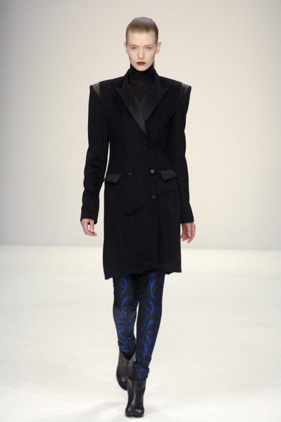 Jens Laugesen at London Fall 2008