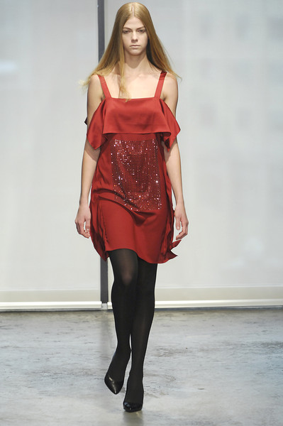 Jeremy Laing at New York Fall 2008