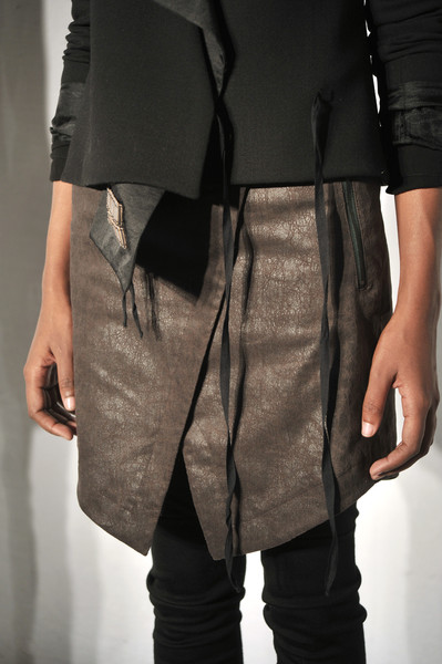 Jeremy Laing at New York Fall 2010 (Details)