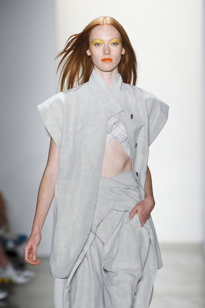 Jeremy Laing at New York Spring 2012