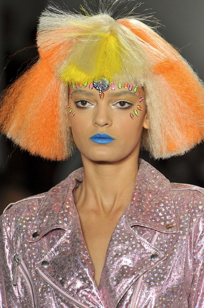 Jeremy Scott at New York Fall 2012 (Details)