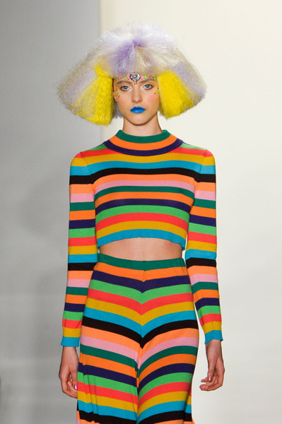 Jeremy Scott at New York Fall 2012