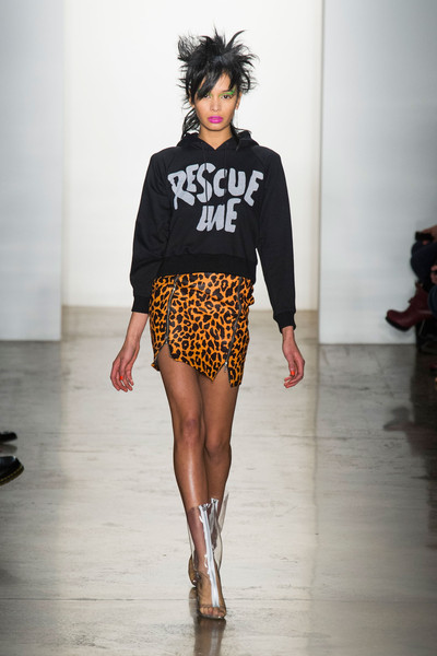 Jeremy Scott at New York Fall 2013