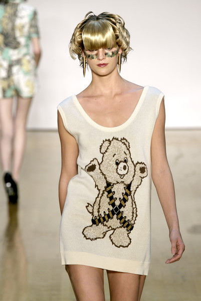 Jeremy Scott at New York Spring 2007