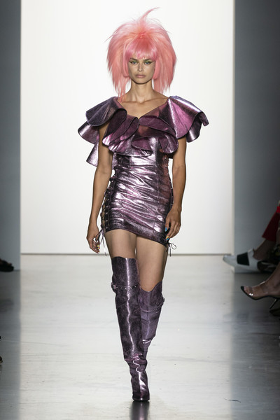 Jeremy Scott at New York Spring 2020