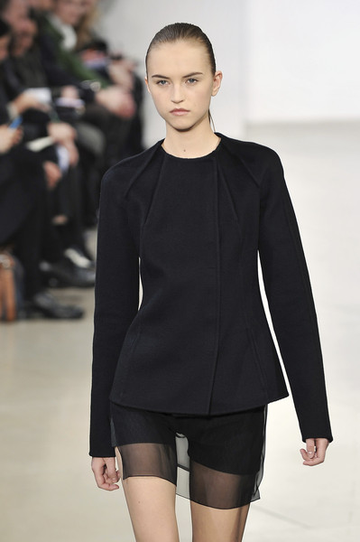 Jil Sander at Milan Fall 2010
