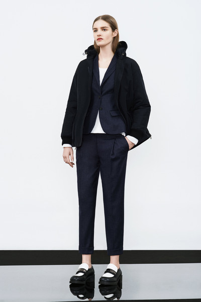 Jil Sander Navy at New York Fall 2014