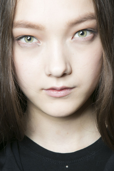 Jill Stuart at New York Fall 2013 (Backstage)