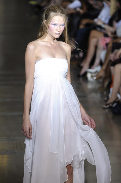 Jill Stuart at New York Spring 2009
